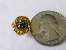 LIONS CLUB PAST VICE PRESIDENT 1/10 10K STERLING PIN