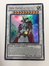 Loki, Thor, and Odin - Aesir Lord - STOR - Ultimate - Yugioh