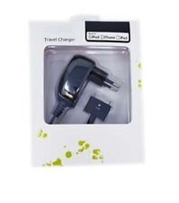 Travel Charger For Apple Iphone 3 3S 4 4S Ipod Ipad 1 2 3 XQISIT Euro Pin Retai