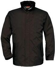 Men's Zip Nylon Gilets Bodywarmers Coats & Jackets
