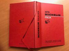 Guide Michelin Italia 1979, sans prix en couverture