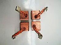 Juego de escobillas de motores de arranque Bosch 12V / tipo BSX151