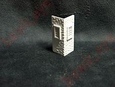 Plasticville Fire Station White Chimney Piece O-S Scale HTF
