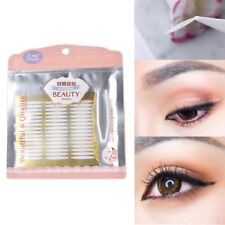 1 Sheet Women Invisible Rugby double Sided Eyelid Adhesive Sticker Tape Big eyes
