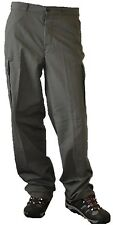 MENS ARMY COMBAT CARGO TROUSERS KHAKI GREEN or GREY