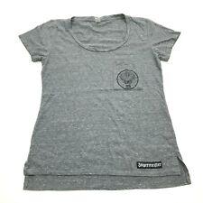 Jagermeister Mujer Camiseta Talla M Gris Jager Camerero Mixologist Camiseta
