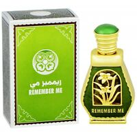 Remember Me 15ml By Al Haramain Citrus Floral Spicy Woody Perfume Oil/Attar