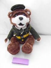 """SURETE QUEBEC CANADA Police Bear PLUSH doll mascot PELUCHE 12"""" POLIXE RARE"""