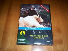 HUNTING GOAT COUNTRY Rocky Mountain Goats Hunting Hunt Hunter DVD SEALED NEW