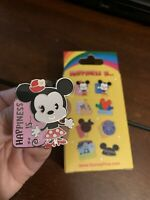 Happiness Is... -Minnie Mouse- Mystery Box Disney Pin Trading