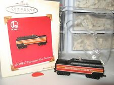 "HALLMARK KEEPSAKE ORNAMENT ""DAYLIGHT OIL TENDER"" DATED 2003"