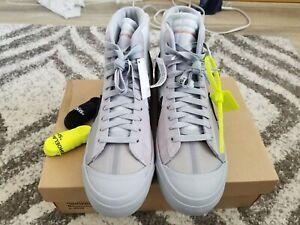 Nike x Off White Serena - The 10: Nike Blazer Mid - BRAND NEW!