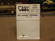Cary HO Brass Pump Coffin Feedwater Heater FW-191