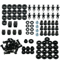 Motorcycle Fairing Body Bolt Alloy Screws Kit Complete Set For Honda CBR 600 RR