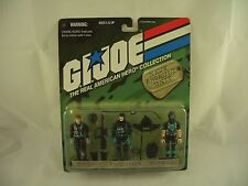 GI JOE A real american hero marine assaut Unité Action Figures