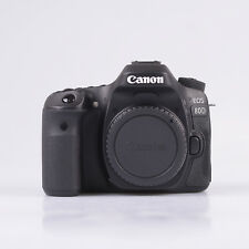 BRAND NEW CANON EOS 80D BODY ONLY DIGITAL SLR CAMERA [Kit Box]