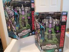 Transformers Generations WFC-E19 Quintesson Allicon lot of 2 figures MISB