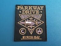 Parkway Drive Sew or Iron On Patch
