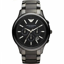 Emporio Armani AR1451 Classic Ceramic Chronograph Men's Watch