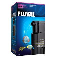 Fluval Mini Underwater Filter 200lph Aquarium Accessories