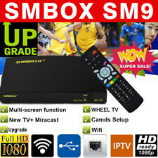 Digital Full HD TV Satellite Receiver Box Genuine WIFI UK STOCK as Openbox V9S