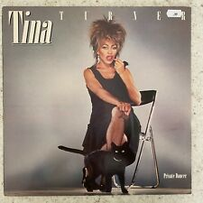 Tina Turner, Private Dancer - Pop, Vocal, Disco Vinyl LP Record (EJ 2401521)