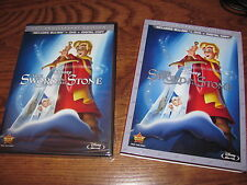 The Sword in the Stone 50th Anniversary: Disney DVD + Blu-ray in DVD Case ] New