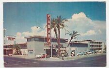 SAHARA HOTEL IN PHOENIX ARIZONA 1962 POSTCARD