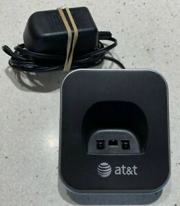 AT&T Vtech U060020D12 Class 2 Power Supply 6V 200ma AC Adapter & Charger Cradle