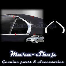 Chrome C-Pillar Post/Quarter Glass Cover Trim for 06~11 Chevrolet Epica/Tosca