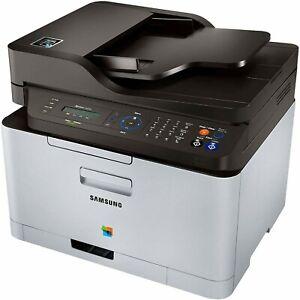 SAMSUNG Xpress C480FW Multifunktions-Farblaserdrucker W-LAN, NFC und Fax