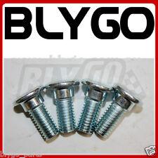 4X 8mm 15mm Brake Disc Rear Sprocket Allankey Bolt 110 125cc PIT TRAIL DIRT BIKE