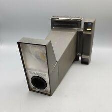 Tierra vintage Polaroid Big Shot retrato cámara instantánea-Andy Warhol/Sin Probar