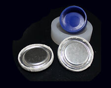 1 x Fabric Self Cover Button 27mm Tool Set & Template