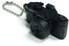 Pentax Capsule Mini Camera Keychain MX Black Camera