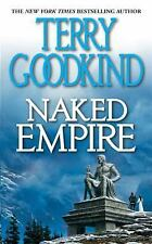 Terry Goodkind / Naked Empire Sword of Truth #8 2004 Science Fiction