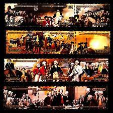 BARBUDA - 1976 - Bicentenario degli Stati Uniti d'America