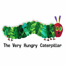 """ANDOVER """"THE VERY HUNGRY CATERPILLAR"""" BIG CATERPILLAR by panel"""