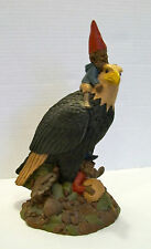 Vintage TOM CLARK Gnome Par Eagle Signed