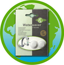 Water Saving flow Regulators for 2 x TAP Faucets Save Gallons fits to all Faucet