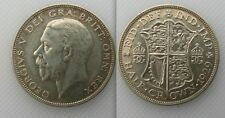 Collectable 1929 King George V (0.500 Silver) Half-Crown Coin