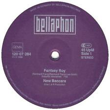 "NEW BACCARA fantasy boy 12""  VG+ 120 07 284 Vinyl 1988 Record"