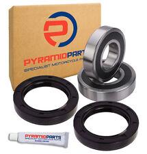 Pyramid Parts Rear Wheel Bearings & Seals Kit Honda CR125 R 1982