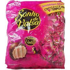Sonho De Valsa Bonbon Cashew Cream Covered with Chocolate 2.20lb. (1kg)