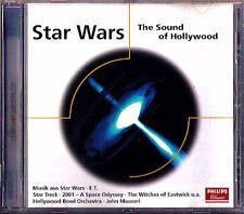 John MAUCERI STAR WAR Sound of Hollywood GIL SHAHAM CD Morricone Jerry Goldsmith