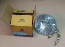 Willys M38s jeeps 24v sealed beams GE NOS headlights pair. Douglas connectors