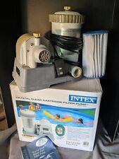 Intex 633T Krystal Clear Filter Pool Pump With Timer