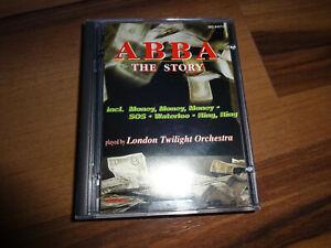 MINIDISC - ABBA THE STORY
