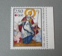 France 1993 2853 neuf luxe ** 2853a croix rouge provenant de carnet