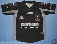 SLIGO GAA (Sligeach) / 2009 Home - AZZURRI - VTG KIDS Shirt / Jersey. Size: 1-2